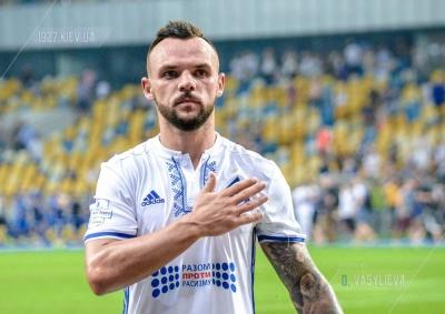 Микола Морозюк продовжив контракт із «Динамо»