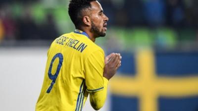 Нападник збірної Швеції прибув до Києва, щоб провести переговори з «Динамо»