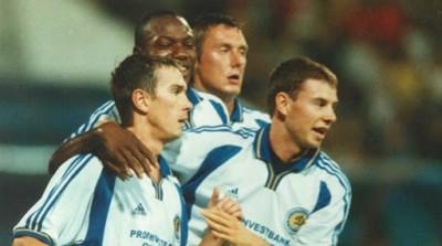 Чемпіонський акорд «Динамо» 2001 року. Останнє «золото» Лобановського
