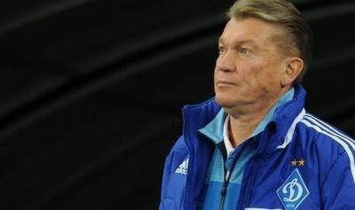 Олег Блохін розповів, чому змінив збірну України на «Динамо»