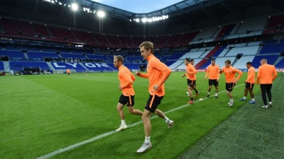 Букмекери оцінили шанси в матчі ЛЧ «Ліон» – «Шахтар»
