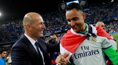 Зідан та воротарське питання «Реала»: нова битва між Навасом і Куртуа як попереджувальний сигнал для Луніна