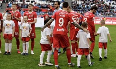 Михалик з «Локомотивом» виграв Кубок Росії