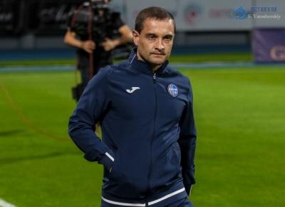 Роман Санжар: «Шабанов міг би заграти в «Динамо» та «Шахтарі»