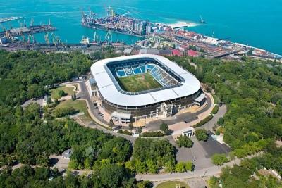 «Чорноморець» ризикує втратити стадіон – споруду продають за мізер, щоб перетворити в казино
