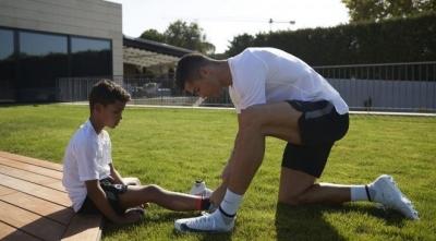 «Це був найважчий етап мого життя». Кріштіану Роналду – про перші кроки у футболі, момент максимальної гордості та роль батьківства
