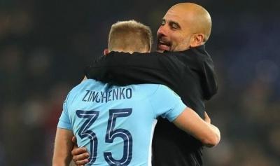 «Манчестер Сіті» із Зінченком у серії пенальті вибив «Лестер» Драговича з Кубку ліги