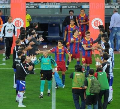 «Депортіво» – «Барселона»: команда Коваля виконає нефартовий для каталонців коридор пошани