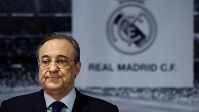 Перес за 15 років біля керма «Реала» витратив в два рази більше, ніж заробив