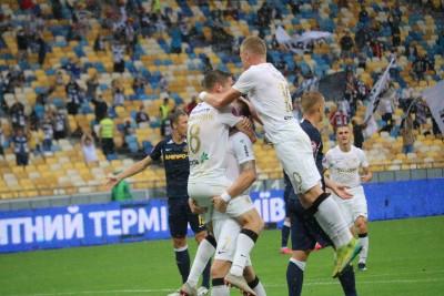 «Колос» вийшов у фінал плей-офф УПЛ за єврокубки, розгромивши «СК Дніпро-1»