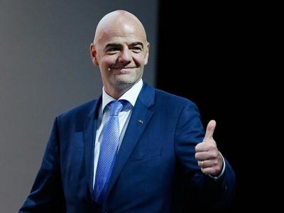 ФІФА хоче збільшити число учасників ЧС-2022 до 48 команд