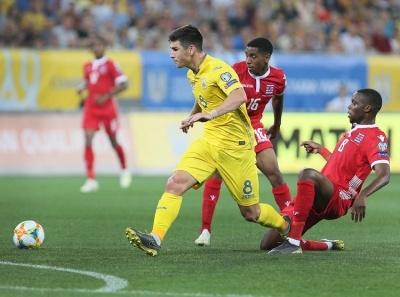 Руслан Малиновский - лучший игрок сборной Украины в отборе к ЕВРО-2020