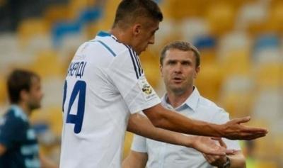 Евгений Хачериди: «Ребров для меня — сильнейший украинский тренер»