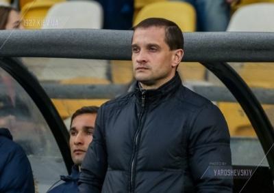 Роман Санжар – найкращий тренер 5-го туру УПЛ