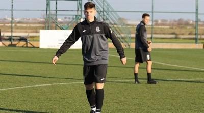 Один из игроков «Динамо», который вернулся из аренды, вновь покинет команду