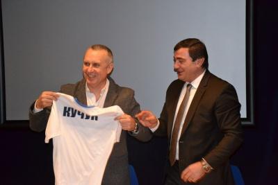 Леонід Кучук: «Чемпіонат України, при всіх складнощах, конкурентоспроможний»