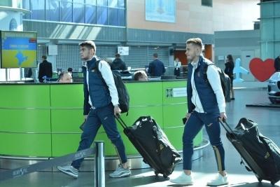 «Відбірна група Євро рівна — буде дуже цікаво». Думки гравців молодіжної збірної перед вильотом до Туреччини