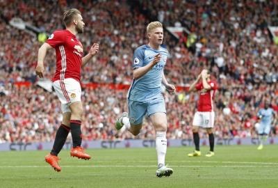«Манчестер Сіті» - «Манчестер Юнайтед»: на що зробити ставку