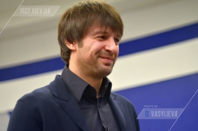 Олександр Шовковський знявся у рекламі спонсора Ліги чемпіонів