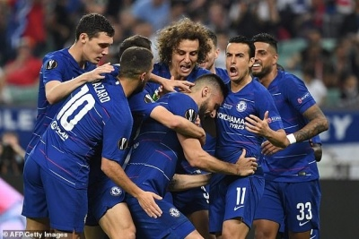 УЄФА назвала претендентів на звання найкращого гравця фіналу Ліги Європи