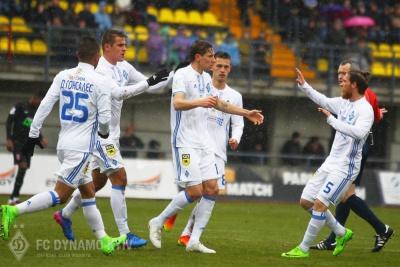 Денис Гармаш забив 20-й гол за «Динамо»