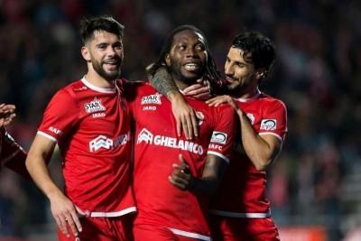 Бельгийский клуб постарается сохранить экс-игрока «Динамо»