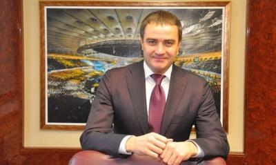 Павелко: «Ми зможемо забезпечити найкраще проведення фіналу Ліги чемпіонів»