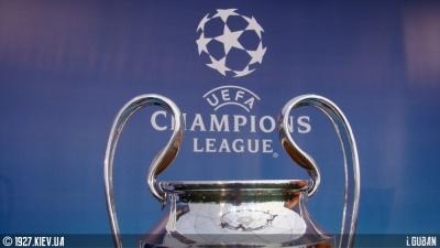 Яка вартість команд-учасників групового етапу Ліги чемпіонів?