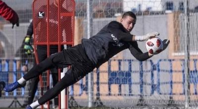 Лунін: «В Іспанії будь-яка команда не боїться грати, в УПЛ є якийсь страх, через що немає краси футболу»