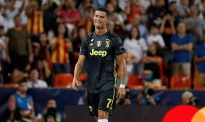 УЄФА відкрив дисциплінарне провадження проти Роналду