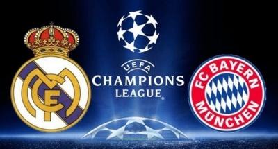 «Реал» - «Баварія»: прогноз Максима Калініченка