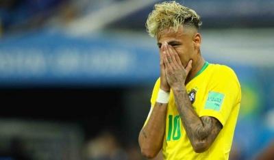 Роналдо допомагає готувати Неймара до матчів чемпіонату світу
