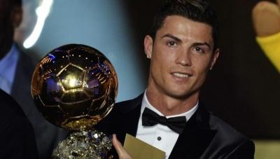 Кріштіану Роналду продав «Золотий м'яч»