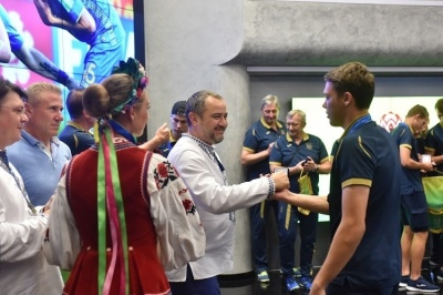 Андрій Павелко: «Наші хлопці золотими літерами вписали свої імена в історію українського футболу»