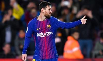 Мессі назвав ім'я футболіста, який потрібен «Барселоні»