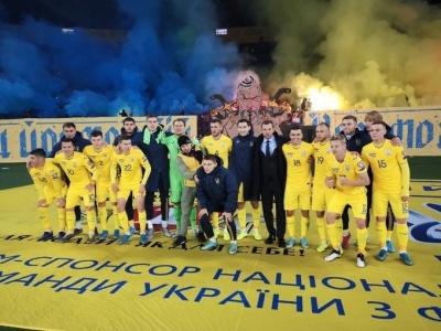 Стало відомо, скільки вболівальників відвідали матч Україна - Литва