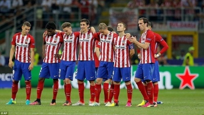 Через виліт з Ліги чемпіонів «Атлетіко» буде змушений продати кількох гравців