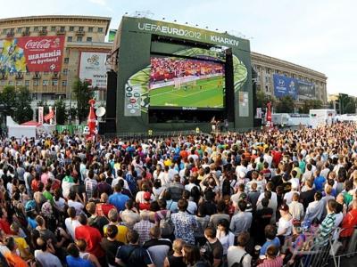 Назад у майбутнє: як Харків готується до Євро-2016