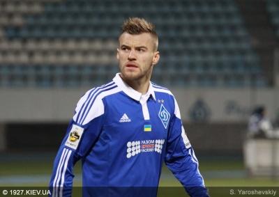 Андрій Ярмоленко за крок від переходу в «Баварію»