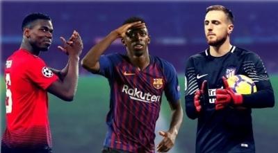 Топ-5 найочікуваніших трансферів зими: Дембеле набрид «Барселоні», Погба хоче до Роналду, сенсаційний камбек Ібри