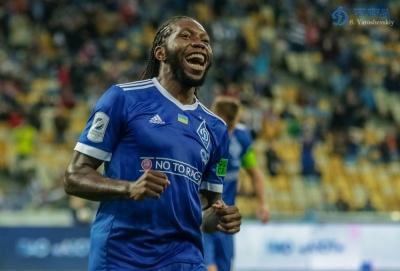 Дьємерсі Мбокані: «Мій перший рік в «Динамо» був хорошим»