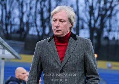 Олексій Михайличенко - про готовність Віктора Циганкова повернутися на поле