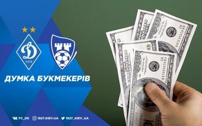«Сарпсборг 08» - «Динамо»: букмекери назвали фаворита матчу