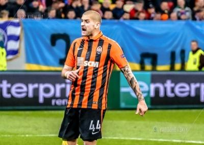 Ракицький дискваліфікований на три матчі за напад на арбітра