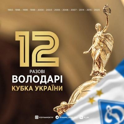 «Динамо» в серії післяматчевих пенальті вирвало у «Ворскли» Кубок України