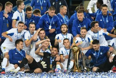 «Динамо» виграло 21-й Кубок у своїй історії