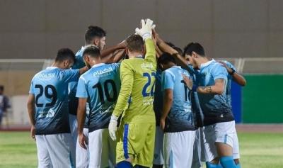 Коваль сохранил свои ворота «сухими» в матче чемпионата Саудовской Аравии