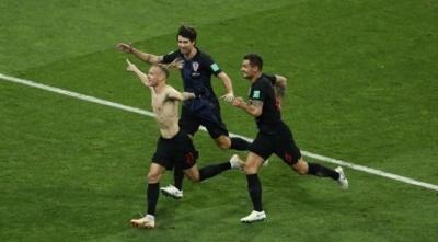 Хорватія у серії пенальті вирвала перемогу у Росії