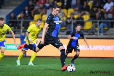 У стані суперника: «Брюгге» здобув першу перемогу в чемпіонаті Бельгії – Соболь заробив пенальті
