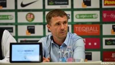Сергій Ребров: «Це був інший рівень швидкості»